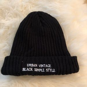 BRAND NEW URBAN OUTFITTER BEANIE HAT